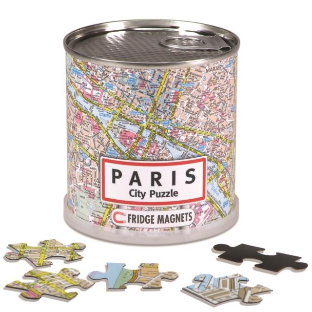 PARIS CITY PUZZLE MAGNETIC 100 PIECES
