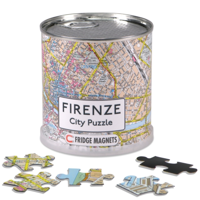FIRENZE CITY PUZZLE MAGNETS