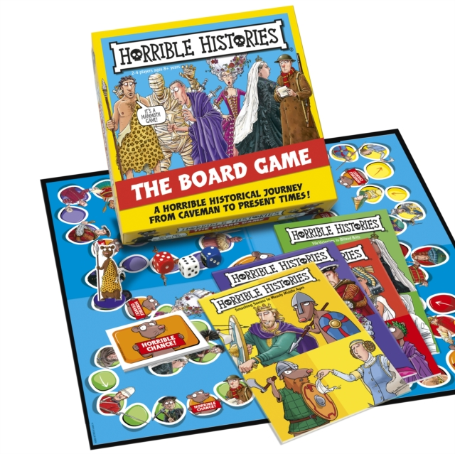 Horrible History Game