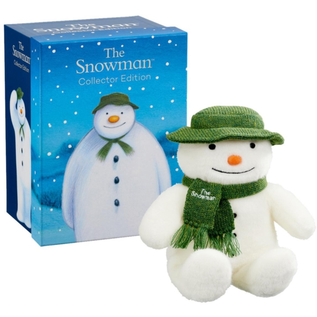 COLLECTOR SNOWMAN BOXED