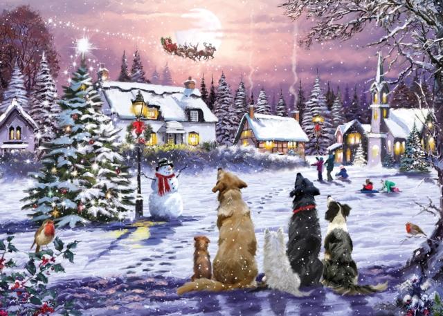 Christmas Eve 1000 Piece Jigsaw