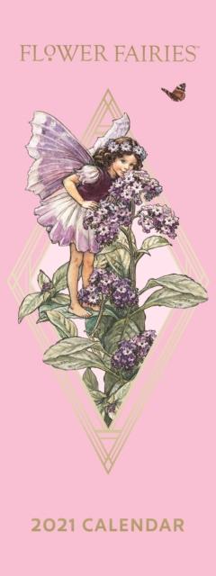 Flower Fairies Slim Calendar 2021