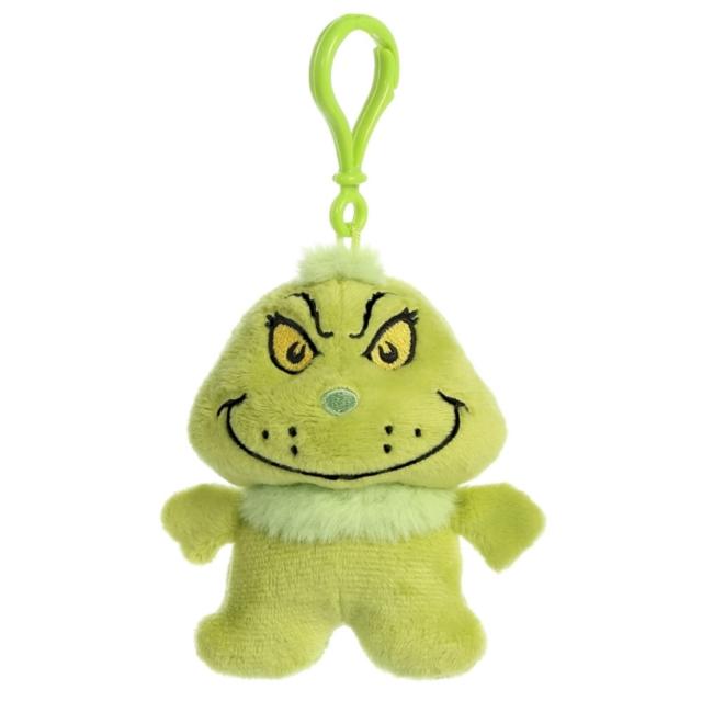 Grinch Keyclip