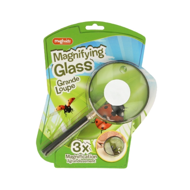 LARGE MAGNIFYING GLASS