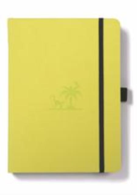 Dingbats Earth Lime Yasuni Journal - Dotted