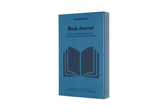 Moleskine Passion Journal - Books