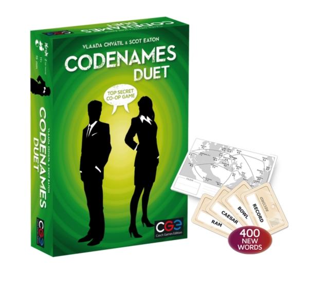 Codenames Duet Card Game