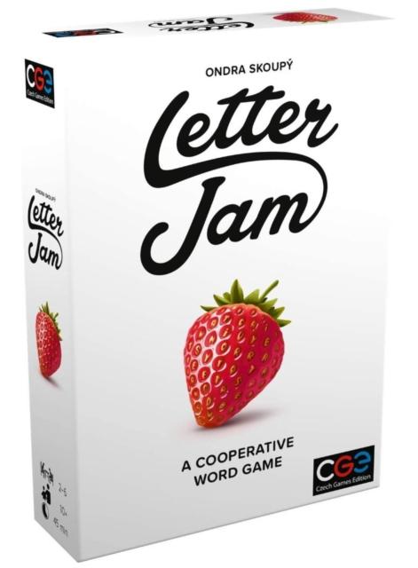 Letter Jam Board Game