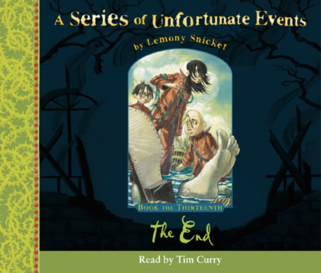 Book the Thirteenth - The End