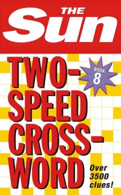 Sun Two-Speed Crossword Book 8