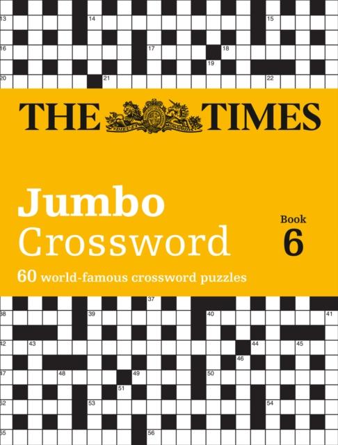 Times 2 Jumbo Crossword Book 6