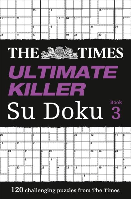 Times Ultimate Killer Su Doku Book 3