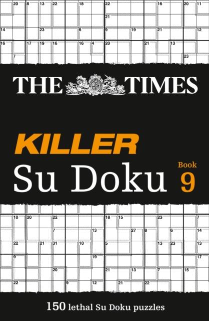 Times Killer Su Doku Book 9