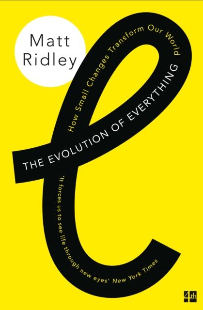 Evolution of Everything