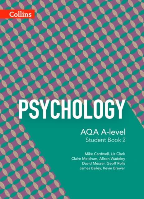 AQA A-level Psychology - Student Book 2