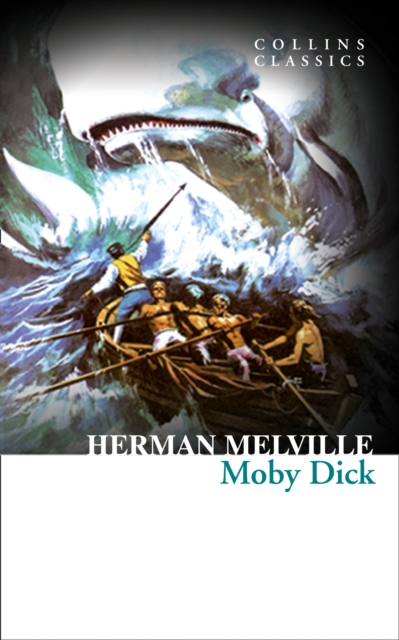 Moby Dick (Collins Classics)