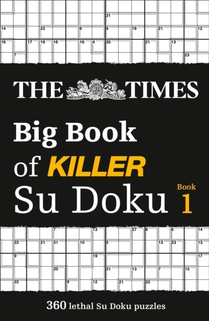 Times Big Book of Killer Su Doku