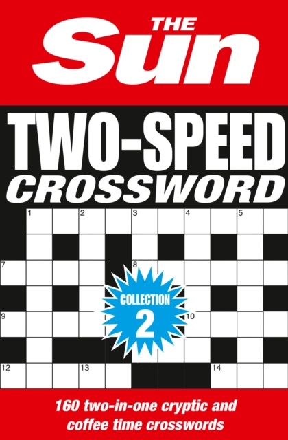 Sun Two-Speed Crossword Collection 2