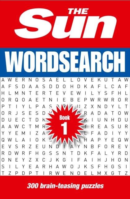 Sun Wordsearch Book 1