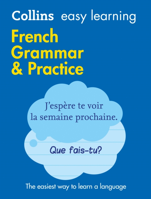 Easy Learning French Grammar and Practice