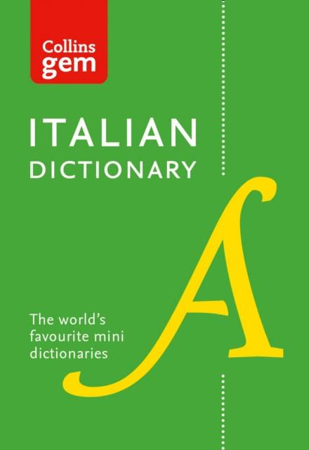 Italian Gem Dictionary
