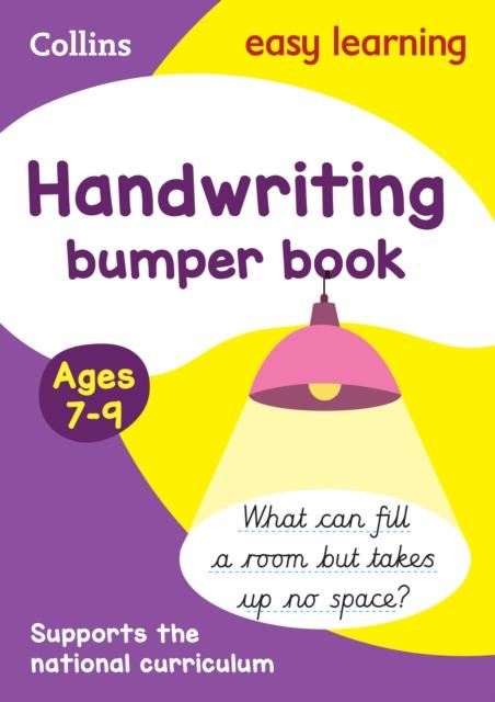 Handwriting Bumper Book Ages 7-9