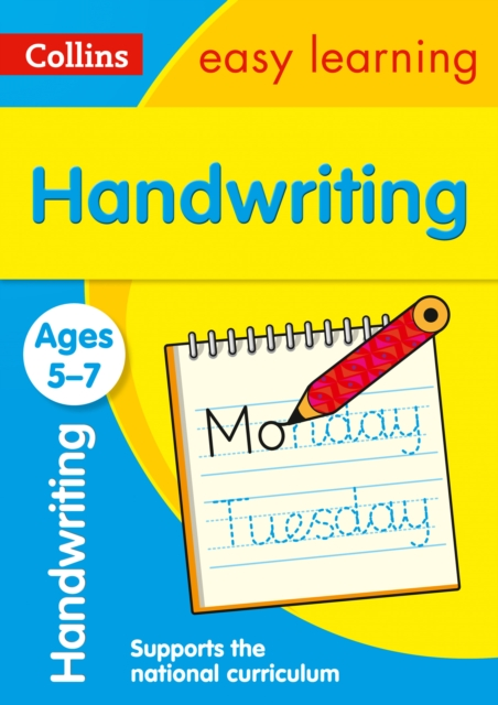 Handwriting Ages 5-7