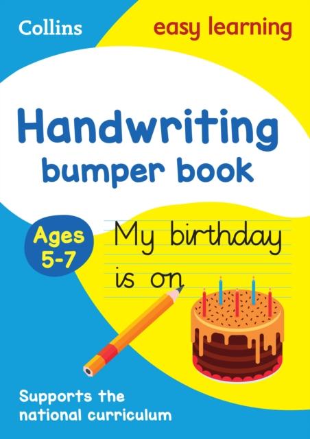 Handwriting Bumper Book Ages 5-7