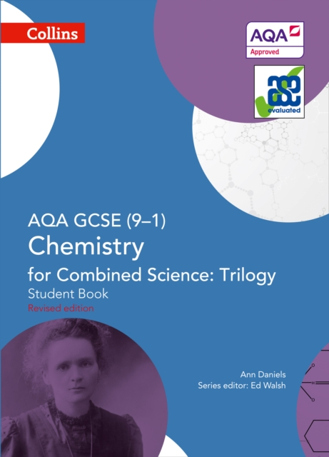 AQA GCSE Chemistry for Combined Science: Trilogy 9-1 Student Book