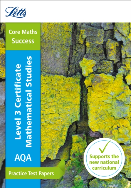 AQA Level 3 Certificate Mathematical Studies: Practice Test Papers
