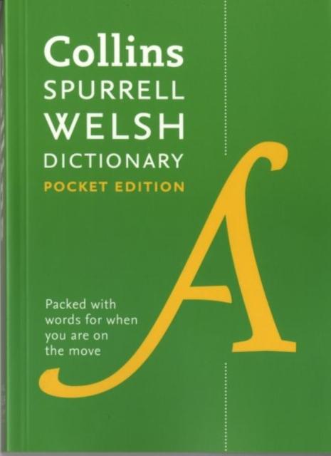 Spurrell Welsh Pocket Dictionary