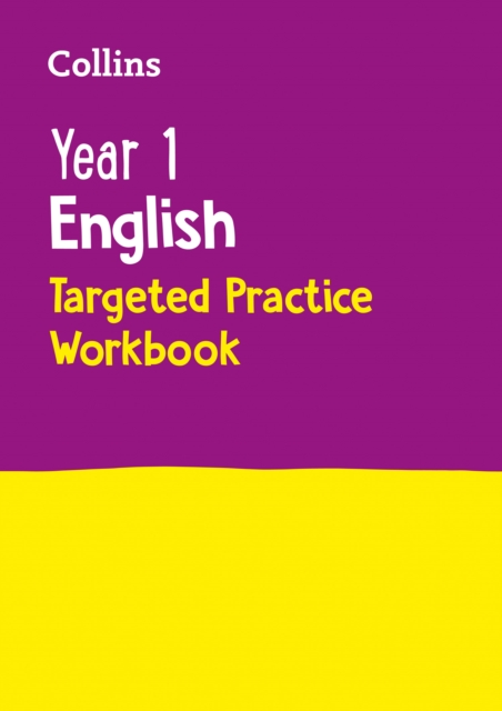 Year 1 English Targeted Practice Workbook