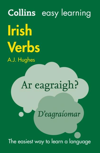 Easy Learning Irish Verbs