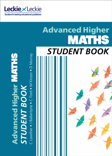 Advanced Higher Maths Student Book
