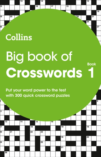Big Book of Crosswords 1