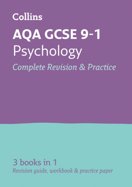 AQA GCSE 9-1 Psychology All-in-One Complete Revision and Practice