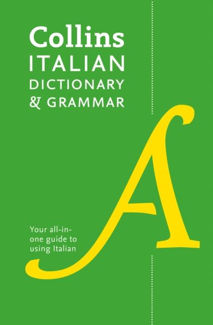 Italian Dictionary and Grammar