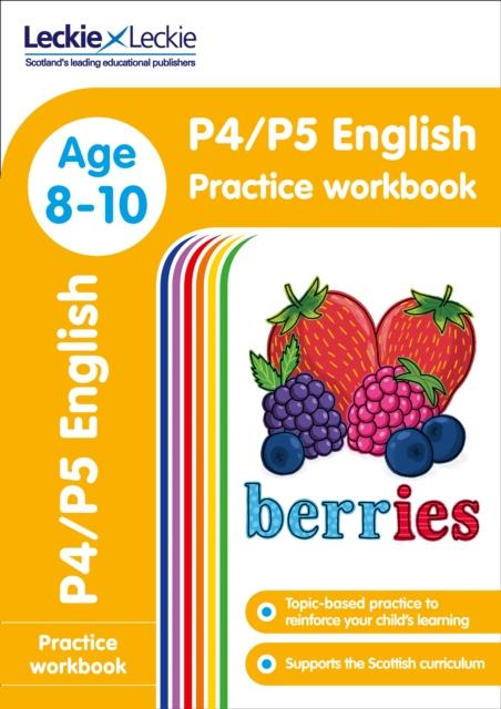 P4/P5 English Practice Workbook