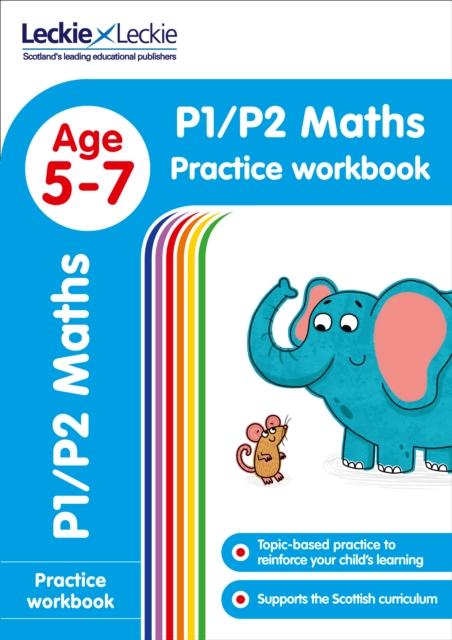 P1/P2 Maths Practice Workbook