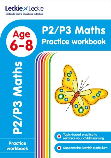 P2/P3 Maths Practice Workbook