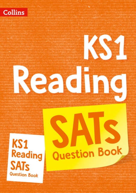 KS1 Reading SATs Practice Question Book