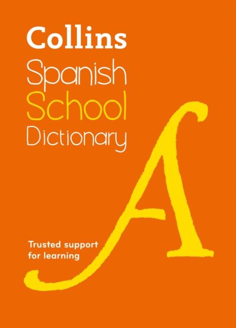 Spanish School Dictionary