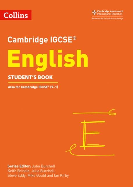 Cambridge IGCSE (TM) English Student's Book