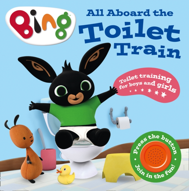 All Aboard the Toilet Train!