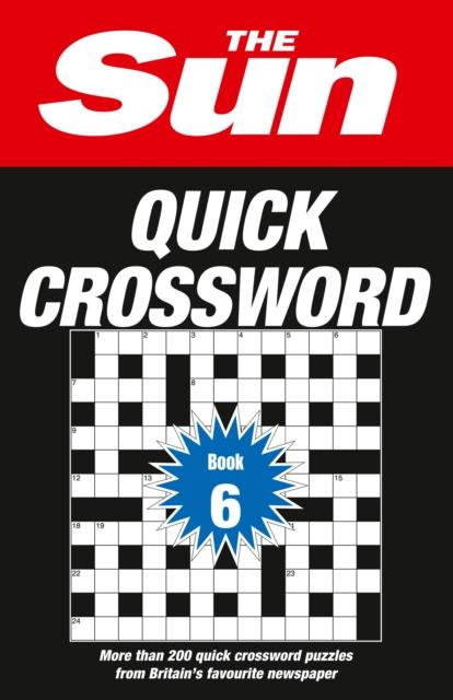 Sun Quick Crossword Book 6