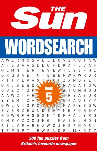 Sun Wordsearch Book 5