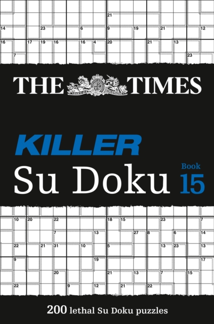 Times Killer Su Doku Book 15