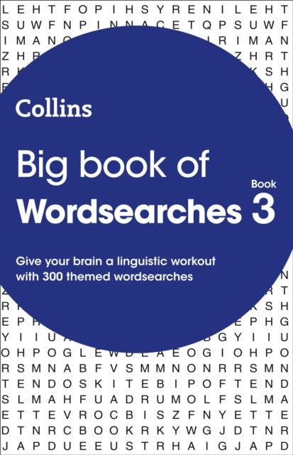 Big Book of Wordsearches 3