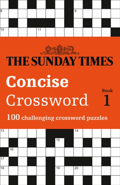 Sunday Times Concise Crossword Book 1