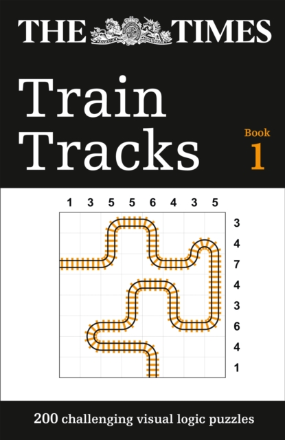 Times Train Tracks Book 1